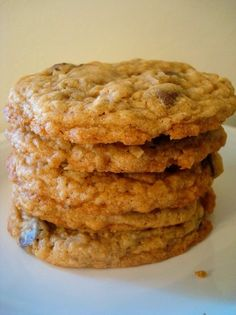 Oatmeal Choc. Chip Cookies w/ Coconut