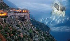 Libya ) by the Greek Orthodox Patriarch Sophronios in Saint Nicholas in. Orthodox Icons, Faith In God, True Words, South America, Mount Rushmore, Natural Beauty, Prayers, Religion, Places To Visit