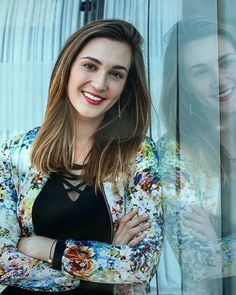 Kat Barrell, Katherine Barrell, Dominique Provost Chalkley, Waverly And Nicole, Canadian Actresses, Full House, Bellisima, Waves, Fandoms