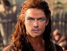 Sam Heughan who will be playing Jamie Fraser. Ugh. They are filming an Outlander series. This will probably be both wonderful and horrible for me at the same time.