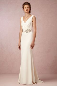 The Gorgeous BHLDN Wedding Dresses - MODwedding