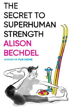 13 New LGBTQIA+ Books That Are Perfect for Pride Month Reading (and Beyond) | Alison Bechdel, the creator of the Bechdel test, is back with another memoir of her relationship with exercise. A cultural superstar and iconic lesbian, Bechdel delivers a story about our interdependence with the people in our lives. #realsimple #bookrecomendations #thingstodo #bookstoread