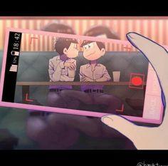 Kara and Ichi Ichimatsu, Hot Anime Guys, Kuroo, Light Novel, Doraemon, Anime Ships, Anime Style, Doujinshi, Fanart