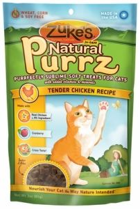 Zuke's Natural Purzz Healthy Moist Treats For Cats #savourytreats #teelieturner http://www.teelieturner.com/