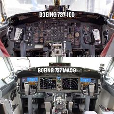 You can't imagine the feeling of wonder, viewing a vintage aircraft and watching a vintage aircraft flying. Boeing Aircraft, Passenger Aircraft, Boeing 737 Cockpit, Helicopter Cockpit, Flight Simulator Cockpit, Glass Cockpit, Commercial Plane, Civil Aviation, Aircraft Design