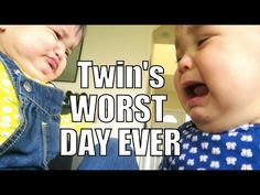 Twin's Worst Day Ever :( - April 12, 2015 -  ItsJudysLife Vlogs