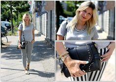 Striped Pants by Zara
