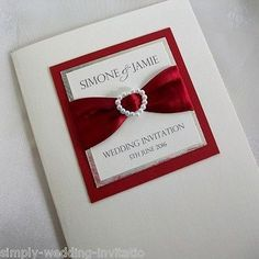 Image result for handmade wedding invitations