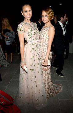 Jessica Alba's dress: amazing