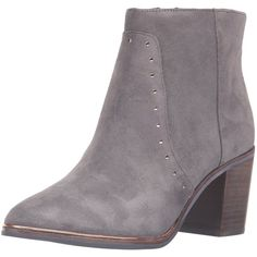 Ted Baker Women's Takil Ankle Bootie ($61) ❤ liked on Polyvore featuring shoes, boots, ankle booties, bow booties, leopard ankle booties, bootie boots, studded ankle booties and leopard booties