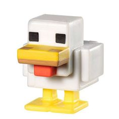 Minecraft Chest Series 2 Chicken Mini Figure