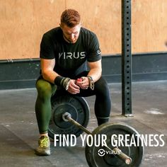d14f1830419ff 20 Best Virus Blog images | Crossfit games, Fitness competition ...