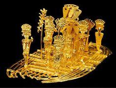 ¿Realmente existió El Dorado? ¡O fue sólo leyenda! Colombia es donde nació esta gran leyenda de la Conquista de América. etc...