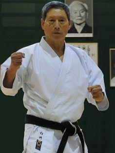 Sensei Hiroshi Shirai
