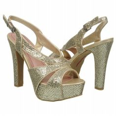 Women's PINK AND PEPPER Libra Gold Shoes.com