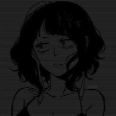 Dark Anime Girl, Manga Girl, Gothic Anime Girl, Arte Emo, Anime Monochrome, Cute Profile Pictures, Cybergoth, Cute Anime Character, Cute Icons