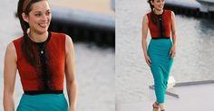 Ein neuer Schuhtrend bahnt sich an: Stars wie Marion Cotillard stehen nun auf dreifache Riemchen bei Schuhen. Lesen Sie hier, wie Sie den Look kombinieren.