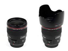 Canon EF 35mm f/1.4 USM L - Wide prime lens