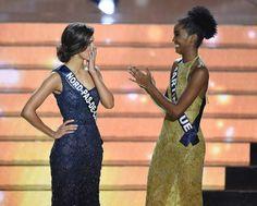 Miss Nord-Pas-de-Calais n'en revient pas : elle est Miss France 2016 !