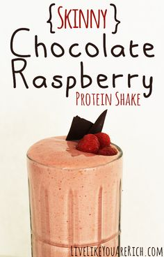 This is one of my favorite meal replacement/protein shakes. It's delish, only has 274 healthy calories, and is very filling! Perfect for a yummy breakfast or a healthy dessert! #LiveLikeYouAreRich