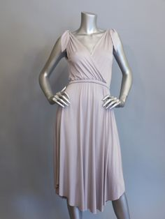 Rachel Pally Goddess Dress, Dawn Grey.