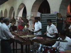 Marimba en Oaxaca, México