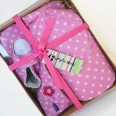 The Summer Box - Dotty Girls