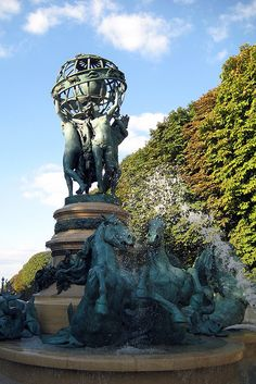 Attractive Luxembourg - http://www.travelandtransitions.com/european-travel/