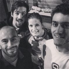 «Les courageux du vendredi #boostbastille #extrarun #running repost @ichocogeek»