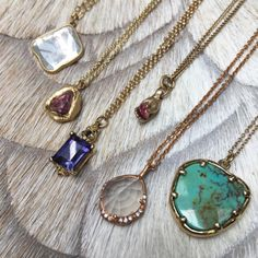 Shop vintage and contemporary personal pieces including chains, pendants and talismans and more from Love Adorned. Precious Metals, Vintage Shops, Jewelry Design, Designer Jewelry, Jewelry Necklaces, Gems, Pendants, Pendant Necklace, Jewels