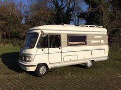 17423f1193 Hymer s555 mercedes 2.9 diesel motorhome campervan lhd