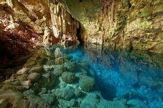 Cueva de Saturno Kuba im Kuba Reiseführer http://www.abenteurer.net/935-kuba-reisebericht/