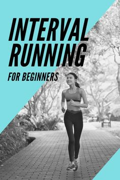 This post includes information about interval running for beginners, proper running form, and a printable workout for beginners too! Interval Running Workouts, Interval Training, Fun Workouts, Workout Ideas, Learn To Run, How To Start Running, How To Run Faster, Running For Beginners, Running Tips