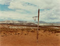 Near Lake Powell, Arizona  photo by Joel Sternfeld, 1979