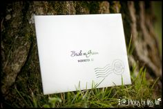 Destination Wedding RSVP Card Envelopes Iceland Wedding Photographer Photos by Miss Ann
