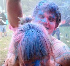 Festivals machen meinen Tag bunter :)