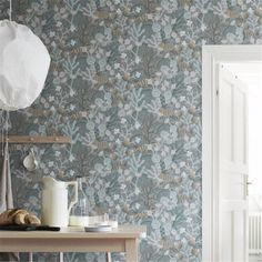 The wallpaper Koralläng - 1459 from Boråstapeter is wallpaper with the dimensions m x m. The wallpaper Koralläng - 1459 belongs to the popular wallpap Decor, Room, Interior, Interior Inspiration, Home Decor, Brewster Home Fashions, Interior Design, Wall Coverings, Wallpaper Samples