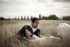 couple photography ideas | creative-engagement-shoot-photos-sad-heartbreaking-field-7 : thaoski's ...