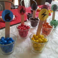 Gotta catch 'em all—birthday party ideas that is. Plan the perfect Pokémo… Gotta catch 'em all—birthday party ideas that is. Plan the perfect Pokémon birthday party, complete with crafts, goodie bags, games, cake and more. Birthday Party Games, 6th Birthday Parties, 8th Birthday, Birthday Party Decorations, Party Themes, Party Ideas, Fun Ideas, Princess Birthday, Craft Party