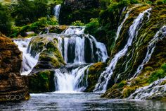 Falls by jkarlstenphotography #nature #mothernature #travel #traveling #vacation #visiting #trip #holiday #tourism #tourist #photooftheday #amazing #picoftheday