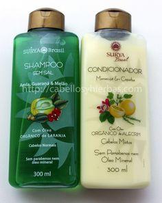 Shampoo Surya Brasil