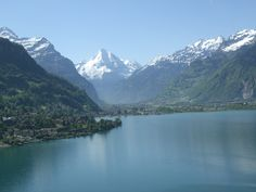 Urnersee River, Mountains, Country, Nature, Outdoor, Beautiful, Switzerland, Short Stories, Alps