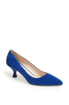 Prada 'Hourglass' Pump available at #Nordstrom