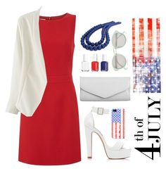 """""""Americaness"""" by scarlett-morwenna ❤ liked on Polyvore"""