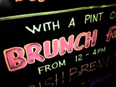 Fibber's Friday Brunch