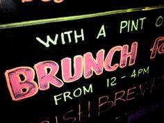 Fibber's Friday Brunch