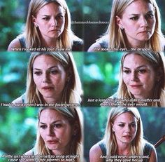 So sad. (Once Upon a Time, Emma, Jennifer Morrison) Storybook Characters, Hook And Emma, All The Feels, Lost Girl, Jennifer Morrison, Soul Sisters, Know The Truth, Film Music Books, Me Tv