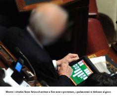 Giocare a carte in Parlamento - 2011 (Parlamentare)
