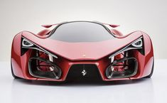 Curves For Days – Ferrari F80 Supercar Concept Car | The Great Manifest