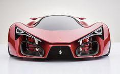 Curves For Days – Ferrari F80 Supercar Concept Car | The Great Manifest